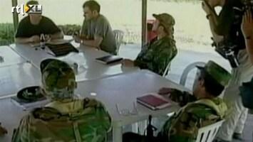 RTL Nieuws Vredesonderhandelingen tussen FARC en Colombia