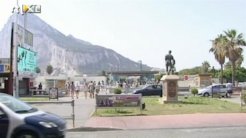 RTL Nieuws Opnieuw geruzie om Gibraltar