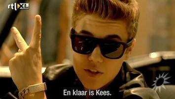 RTL Boulevard Telefoongesprek moordenaars Justin Bieber uitgelekt