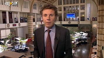 RTL Z Nieuws 11:00 Hoge olieprijs krijgt invloed op consumptie