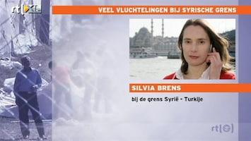 RTL Nieuws Syrische leger neemt steden in