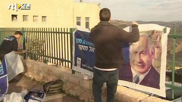 RTL Nieuws Israël naar de stembus voor nieuw parlement