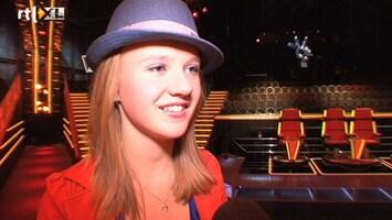 The Voice Kids - Laura Hield Het Niet Meer