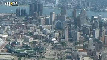 RTL Nieuws Detroit na jaren verval failliet