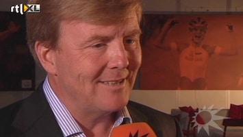 RTL Boulevard Prinsesjes verzot op sport