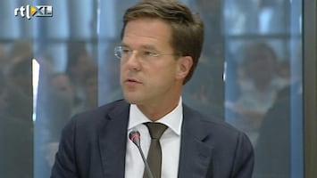 RTL Nieuws Opnieuw excuses van de premier