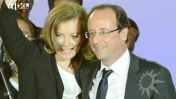 RTL Boulevard Hollande nieuwe president Frankrijk