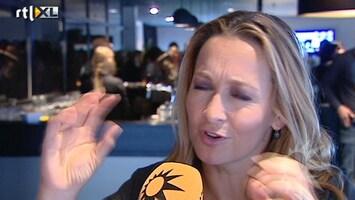 RTL Boulevard Cynthia van Goede Tijden verspreekt zich