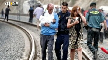 RTL Nieuws Machinist ontspoorde trein aangehouden