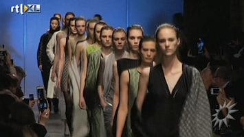 RTL Boulevard Modeshow Missoni op Fashionweek Italië