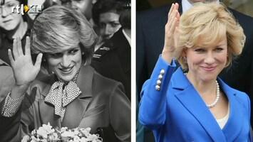 RTL Late Night Peter zag Diana als eerst