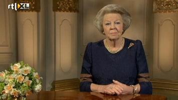 Editie NL Afscheidstoespraak koningin Beatrix