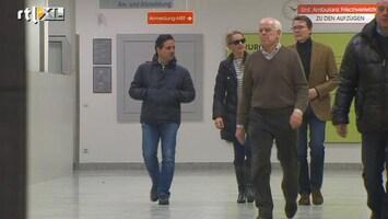 RTL Nieuws Moosbrugger bezoekt vriend Friso in ziekenhuis
