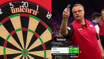 RTL 7 Darts: World Cup Of Darts Afl. 1