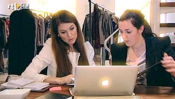 Modemeisjes Met Een Missie Zakenvrouw Tamara