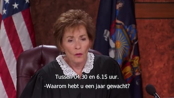 Judge Judy Afl. 4202