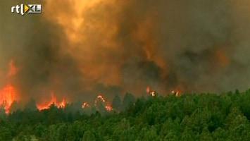 RTL Nieuws Bosbrand Colorado loopt volledig uit de hand