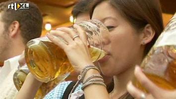 RTL Nieuws Pul bier op Oktoberfest kost tien euro
