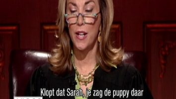 Judge Maria Lopez - Afl. 70