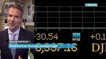 Rtl Z Opening Wall Street - Afl. 134