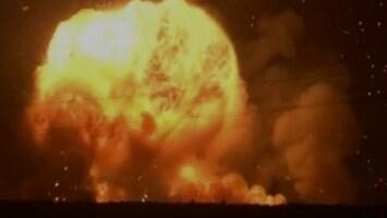 RTL Nieuws Explosie in wapendepot Rusland