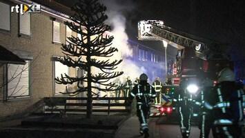 RTL Nieuws Twee kinderen omgekomen bij brand in Maastricht