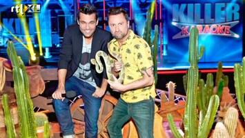 RTL Boulevard Killer Karaoke op RTL 5