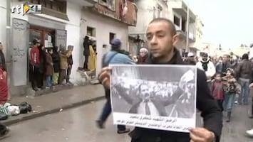 RTL Nieuws Onrust in Tunesië na moord oppositieleider