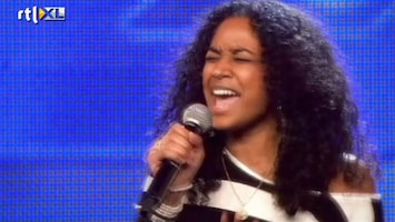 X Factor X FACTOR: onder de indruk