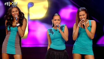 X Factor Sim'Ran - Think/Respect