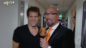 RTL Boulevard Maik bij Jersey Boys première