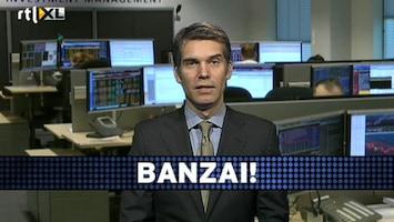 RTL Z Voorbeurs 'Overreactie aandelenmarkten'