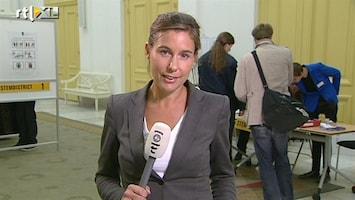 RTL Nieuws Floor Bremer: Topdrukte na werktijd