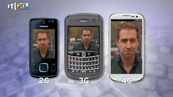 RTL Nieuws Snel mobiel internet dankzij nieuw netwerk 4g