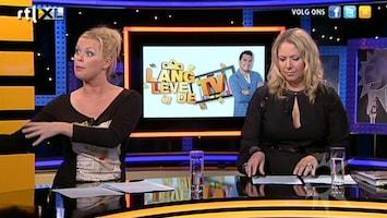 RTL Boulevard Entertainment snacks vrijdag