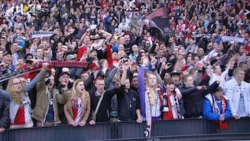 RTL Nieuws 35.000 Feyenoord-fans feesten in De Kuip