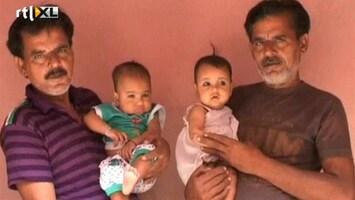 RTL Nieuws Raadsels rond Indiaas dorp vol tweelingen