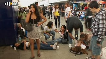 RTL Nieuws Dodental treincrash Argentinië loopt op