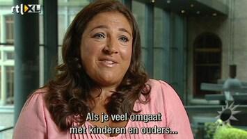 RTL Boulevard Supernanny Jo Frost in Nederland!