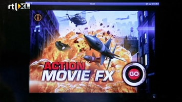 RTL Nieuws App review: Action Movie FX