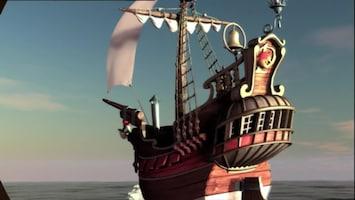 Piet Piraat - Het Vrachtschip