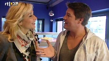 RTL Boulevard Wendy en Martijn krijgen ster op RTL Walk of Fame
