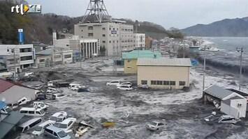 RTL Nieuws Japan herdenkt tsunami