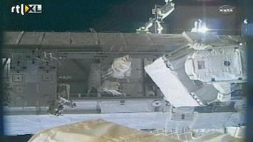 RTL Nieuws Er zweeft te veel afval in de ruimte