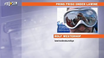 RTL Nieuws 'Zeer linke situatie in skigebieden Oostenrijk'