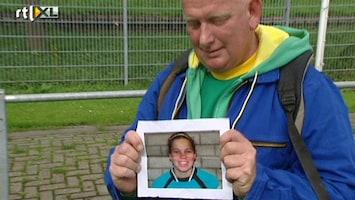Voetbalfans Haagse Rooie en vrouwenvoetbal