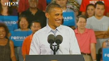 RTL Nieuws Eerste debat tussen Obama en Romney
