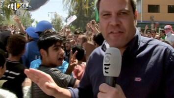 RTL Nieuws 'VN laatste hoop voor Syriërs'