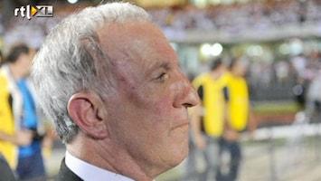 RTL Nieuws Politie mishandelt voetballers in Brazilië