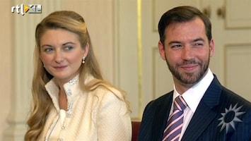 RTL Boulevard Guillaume en Stephanie gaan trouwen